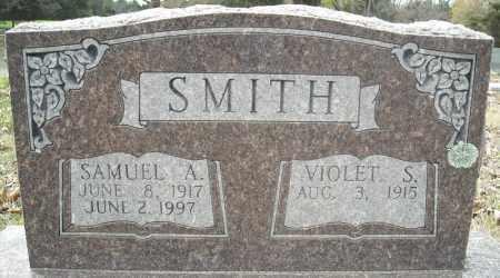 SMITH, SAMUEL A. - Faulkner County, Arkansas | SAMUEL A. SMITH - Arkansas Gravestone Photos