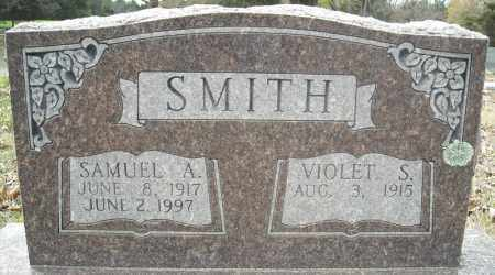SMITH, SAMUEL ADOLPHUS - Faulkner County, Arkansas | SAMUEL ADOLPHUS SMITH - Arkansas Gravestone Photos