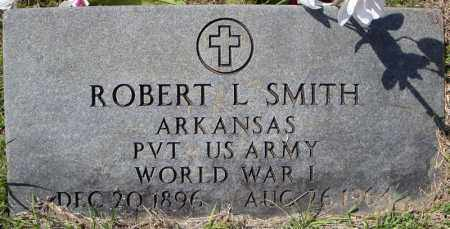 SMITH (VETERAN WWI), ROBERT L - Faulkner County, Arkansas | ROBERT L SMITH (VETERAN WWI) - Arkansas Gravestone Photos