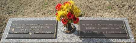 SMITH (VETERAN WWII), JOSEPH FREDERICK - Faulkner County, Arkansas | JOSEPH FREDERICK SMITH (VETERAN WWII) - Arkansas Gravestone Photos