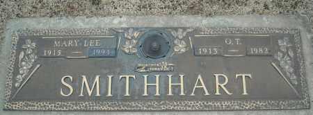 SMITHHART, O.T. - Faulkner County, Arkansas | O.T. SMITHHART - Arkansas Gravestone Photos