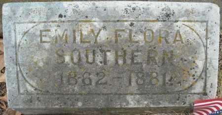 SOUTHERN, EMILY FLORA - Faulkner County, Arkansas | EMILY FLORA SOUTHERN - Arkansas Gravestone Photos
