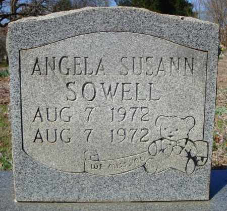 SOWELL, ANGELA SUSANN - Faulkner County, Arkansas | ANGELA SUSANN SOWELL - Arkansas Gravestone Photos