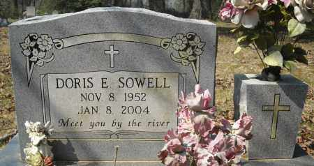 SOWELL, DORIS E. - Faulkner County, Arkansas | DORIS E. SOWELL - Arkansas Gravestone Photos