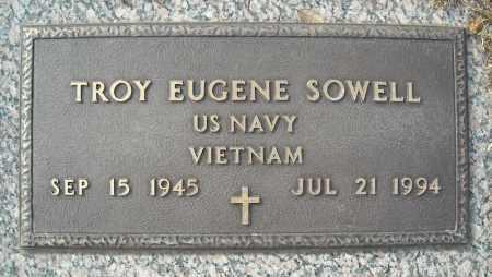 SOWELL (VETERAN VIET), TROY EUGENE - Faulkner County, Arkansas | TROY EUGENE SOWELL (VETERAN VIET) - Arkansas Gravestone Photos
