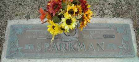 SPARKMAN, WINNIE - Faulkner County, Arkansas | WINNIE SPARKMAN - Arkansas Gravestone Photos
