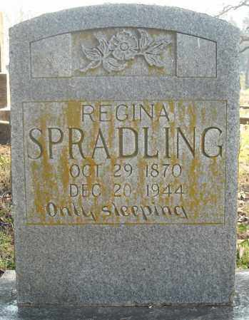SPRADLING, REGINA - Faulkner County, Arkansas | REGINA SPRADLING - Arkansas Gravestone Photos