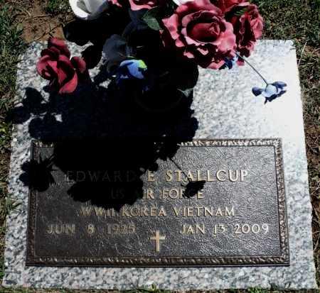 STALLCUP (VETERAN 3 WARS), EDWARD - Faulkner County, Arkansas | EDWARD STALLCUP (VETERAN 3 WARS) - Arkansas Gravestone Photos