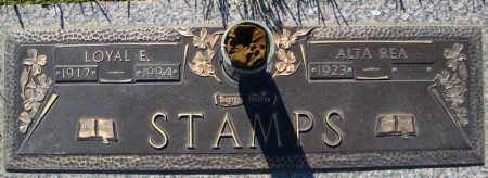 STAMPS, LOYAL E. - Faulkner County, Arkansas | LOYAL E. STAMPS - Arkansas Gravestone Photos