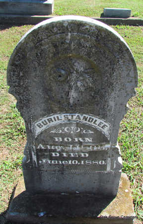 STANDLEE, BURIL - Faulkner County, Arkansas | BURIL STANDLEE - Arkansas Gravestone Photos