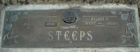 STEEPS, LAWRENCE E. - Faulkner County, Arkansas | LAWRENCE E. STEEPS - Arkansas Gravestone Photos