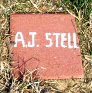 STELL, A.J. - Faulkner County, Arkansas | A.J. STELL - Arkansas Gravestone Photos
