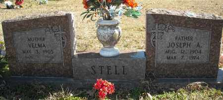 STELL, VELMA - Faulkner County, Arkansas | VELMA STELL - Arkansas Gravestone Photos