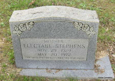 STEPHENS, ELECTABE - Faulkner County, Arkansas | ELECTABE STEPHENS - Arkansas Gravestone Photos