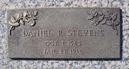 STEVENS, DANIEL R. - Faulkner County, Arkansas | DANIEL R. STEVENS - Arkansas Gravestone Photos