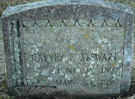STEWART, HARVEY E. - Faulkner County, Arkansas | HARVEY E. STEWART - Arkansas Gravestone Photos