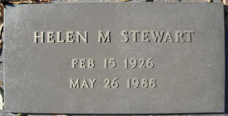 STEWART, HELEN M. - Faulkner County, Arkansas | HELEN M. STEWART - Arkansas Gravestone Photos