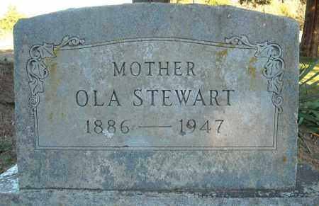 STEWART, OLA - Faulkner County, Arkansas | OLA STEWART - Arkansas Gravestone Photos