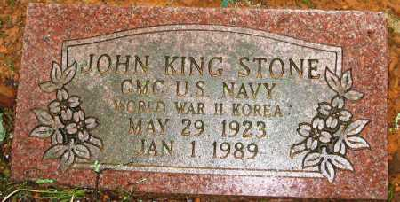STONE, JOHN KING - Faulkner County, Arkansas | JOHN KING STONE - Arkansas Gravestone Photos