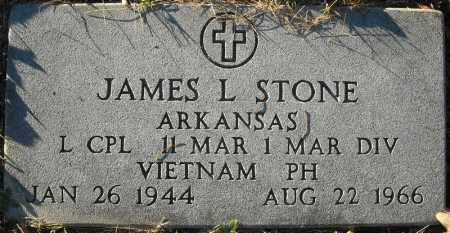 STONE  (VETERAN VIET, KIA), JAMES L - Faulkner County, Arkansas | JAMES L STONE  (VETERAN VIET, KIA) - Arkansas Gravestone Photos