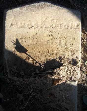 STONE, AMOS K. - Faulkner County, Arkansas | AMOS K. STONE - Arkansas Gravestone Photos