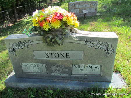 STONE, CAROLYN J. - Faulkner County, Arkansas | CAROLYN J. STONE - Arkansas Gravestone Photos