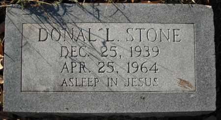 STONE, DONAL L. - Faulkner County, Arkansas | DONAL L. STONE - Arkansas Gravestone Photos