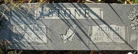 STONE, AUTIE M. - Faulkner County, Arkansas | AUTIE M. STONE - Arkansas Gravestone Photos