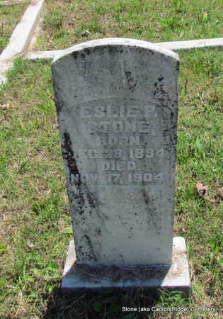 STONE, ESLIE P. - Faulkner County, Arkansas | ESLIE P. STONE - Arkansas Gravestone Photos