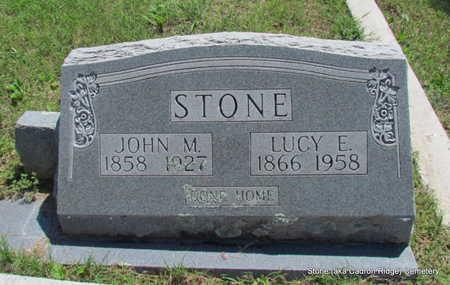 *STONE, LUCY E. - Faulkner County, Arkansas | LUCY E. *STONE - Arkansas Gravestone Photos