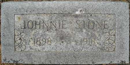 STONE, JOHNNIE - Faulkner County, Arkansas   JOHNNIE STONE - Arkansas Gravestone Photos
