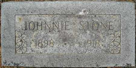 STONE, JOHNNIE - Faulkner County, Arkansas | JOHNNIE STONE - Arkansas Gravestone Photos