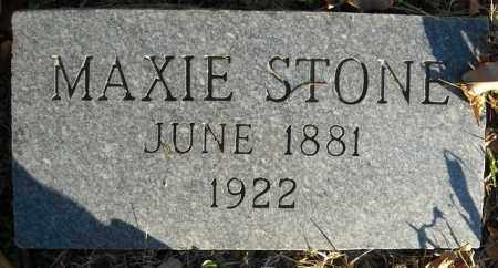 STONE, MAXIE - Faulkner County, Arkansas | MAXIE STONE - Arkansas Gravestone Photos