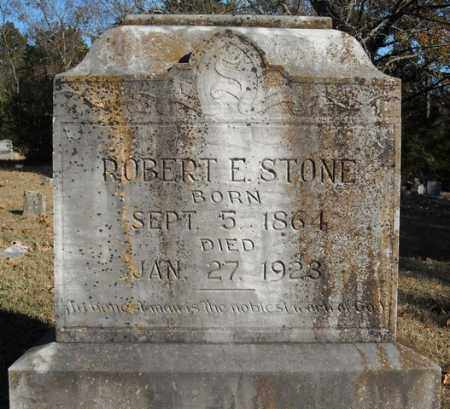 STONE, ROBERT E. - Faulkner County, Arkansas | ROBERT E. STONE - Arkansas Gravestone Photos