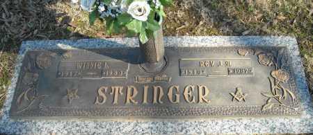 STRINGER, WINNIE L. - Faulkner County, Arkansas | WINNIE L. STRINGER - Arkansas Gravestone Photos