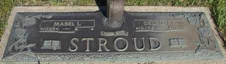 STROUD, DELTON K. - Faulkner County, Arkansas | DELTON K. STROUD - Arkansas Gravestone Photos
