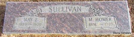 SIMPSON SULLIVAN, MAY E - Faulkner County, Arkansas | MAY E SIMPSON SULLIVAN - Arkansas Gravestone Photos