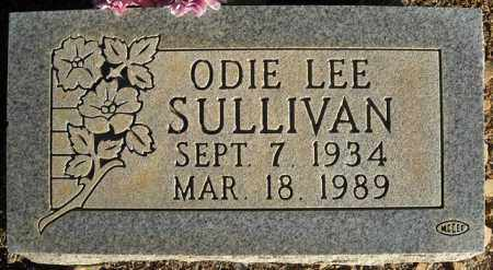 SULLIVAN, ODIE LEE - Faulkner County, Arkansas | ODIE LEE SULLIVAN - Arkansas Gravestone Photos