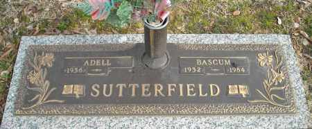 SUTTERFIELD, BASCUM - Faulkner County, Arkansas | BASCUM SUTTERFIELD - Arkansas Gravestone Photos