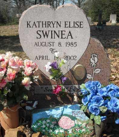 SWINEA, KATHRYN ELISE - Faulkner County, Arkansas | KATHRYN ELISE SWINEA - Arkansas Gravestone Photos