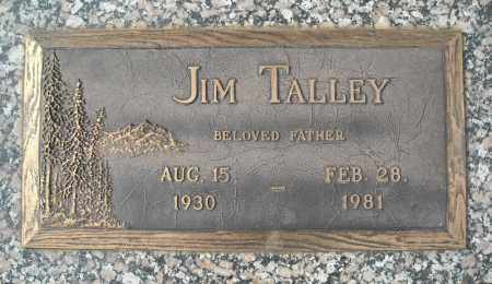 TALLEY, JIM - Faulkner County, Arkansas | JIM TALLEY - Arkansas Gravestone Photos
