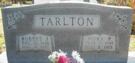 TARLTON, NORA - Faulkner County, Arkansas | NORA TARLTON - Arkansas Gravestone Photos