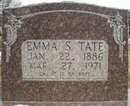 TATE, EMMA SAMANTHA - Faulkner County, Arkansas | EMMA SAMANTHA TATE - Arkansas Gravestone Photos