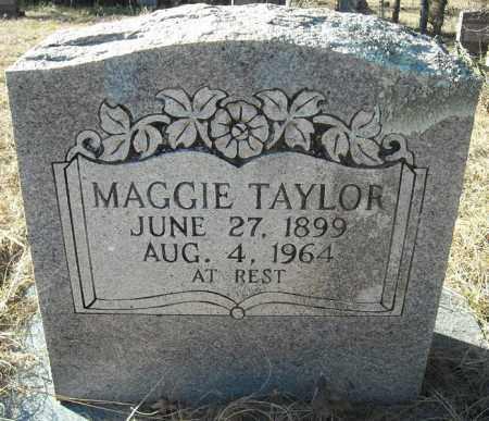 TAYLOR, MAGGIE - Faulkner County, Arkansas | MAGGIE TAYLOR - Arkansas Gravestone Photos