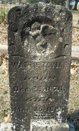 TAYLOR, WATT - Faulkner County, Arkansas | WATT TAYLOR - Arkansas Gravestone Photos