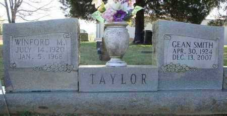 SMITH TAYLOR, GEAN - Faulkner County, Arkansas | GEAN SMITH TAYLOR - Arkansas Gravestone Photos
