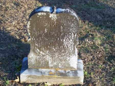 TERRY, ESKER - Faulkner County, Arkansas | ESKER TERRY - Arkansas Gravestone Photos