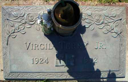 TERRY, JR., VIRGIL - Faulkner County, Arkansas | VIRGIL TERRY, JR. - Arkansas Gravestone Photos