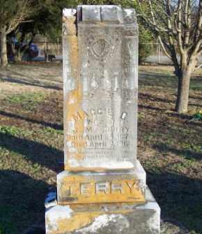 TERRY, MAGGIE O. - Faulkner County, Arkansas | MAGGIE O. TERRY - Arkansas Gravestone Photos