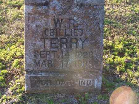 "TERRY, W.R. ""BILLIE"" - Faulkner County, Arkansas 